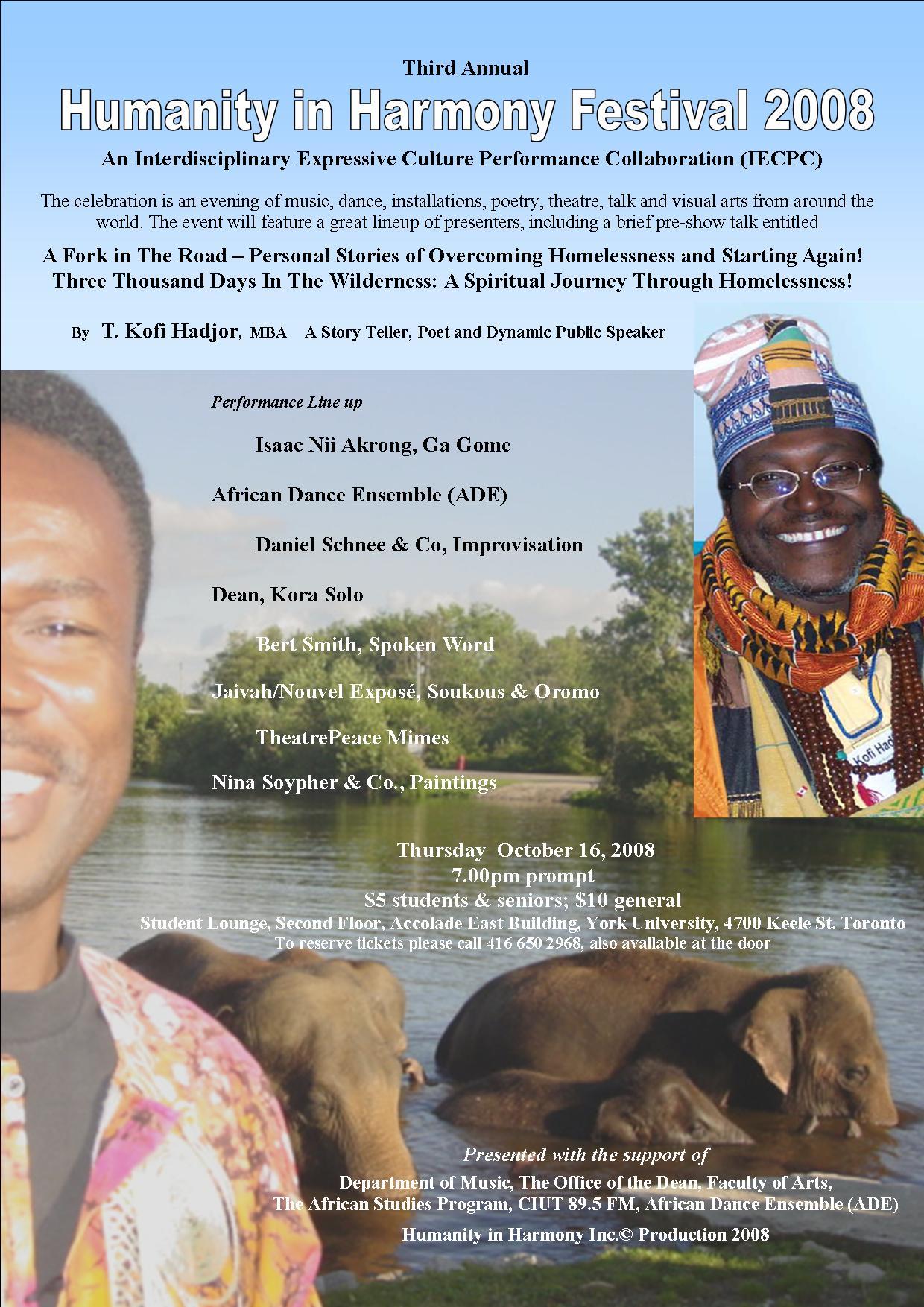 ADE - African Dance Ensemble
